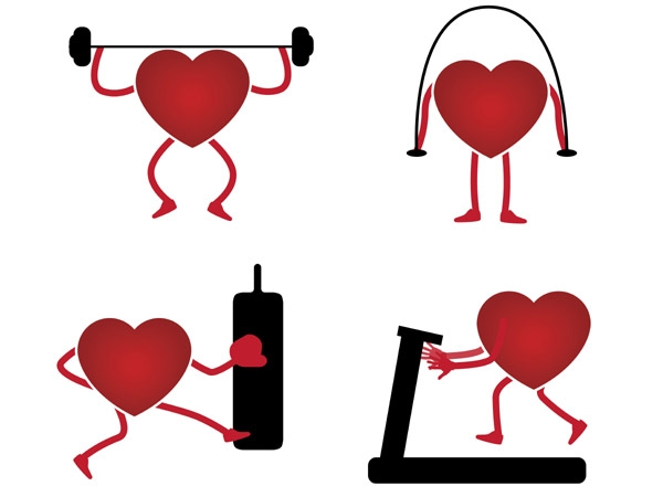 how to keep your heart rate down