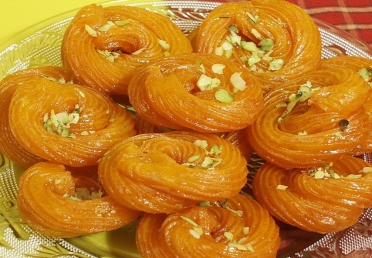 These Varieties Of Jalebis Will Make You Want Them Now