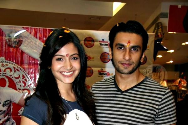 Ranveer Singh on his relationship with Anushka Sharma