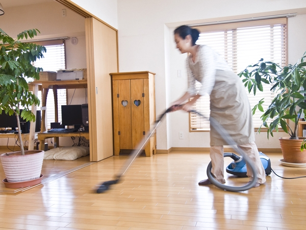 6 Surprising Health Benefits Of House Cleaning