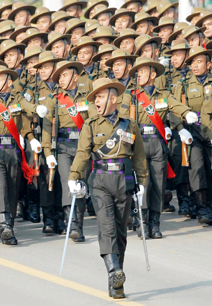 Gorkha regiment