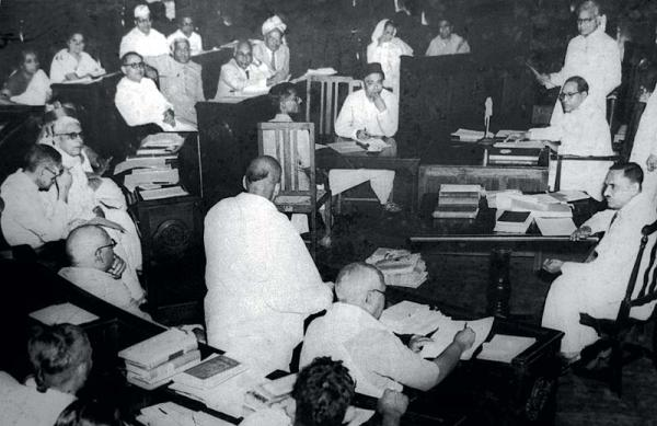 Constituent assembly 1950
