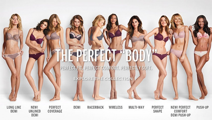 Lingerie Company Remakes Victoria's Secret Ad With Plus ...