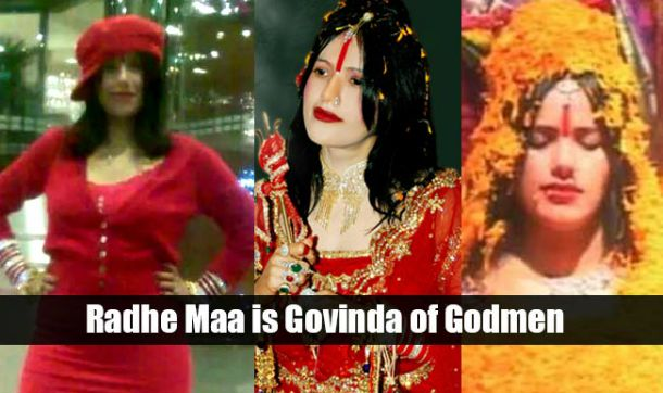 These Side Splitting Radhe Maa Memes Will Leave Your Jaws