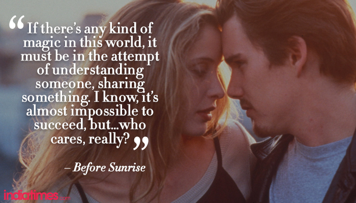 Romantic Movie Quotes 13 Romantic Movie Quotes That Teach You A Thing Or Two About Love .
