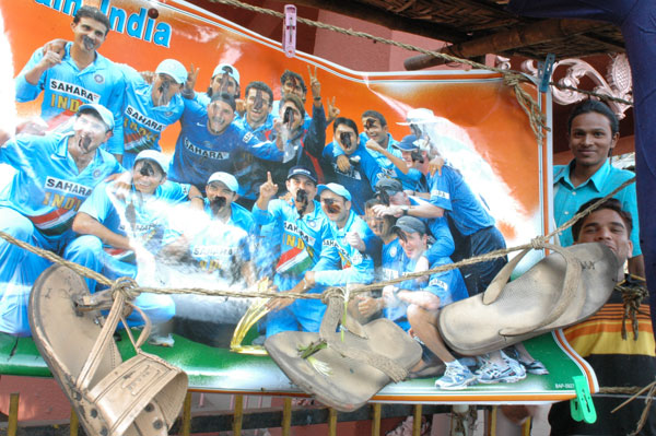 cricket fans angry