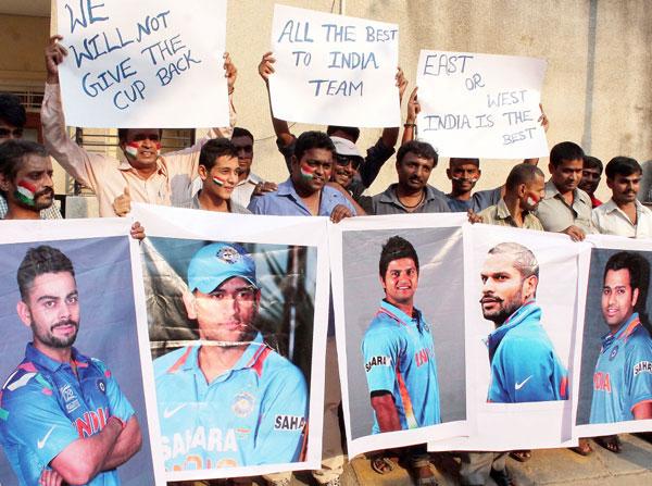cricket fans happy