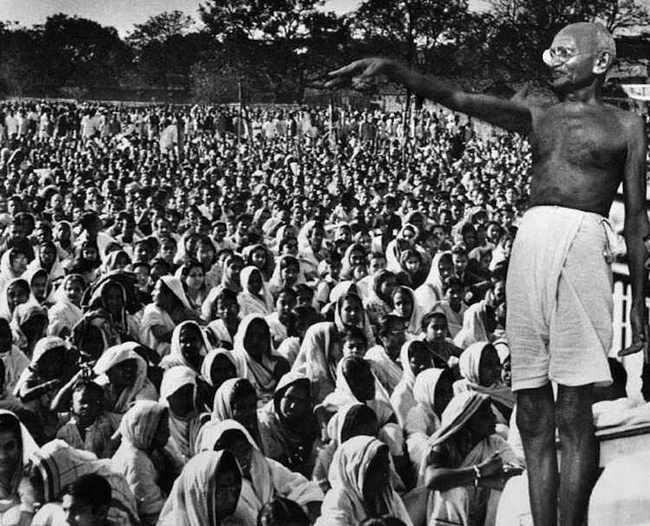 10 Iconic Pictures Of The Quit India Movement That Will ...
