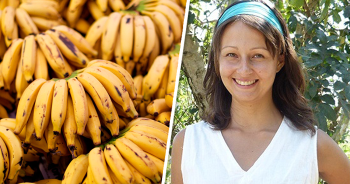 A woman ate only bananas for 12 days and look what it did to her this women ate only bananas for 12 days what happened next will shock you ccuart Images