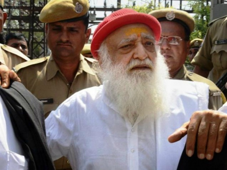 Book on Asaram Bapu released - Times of India