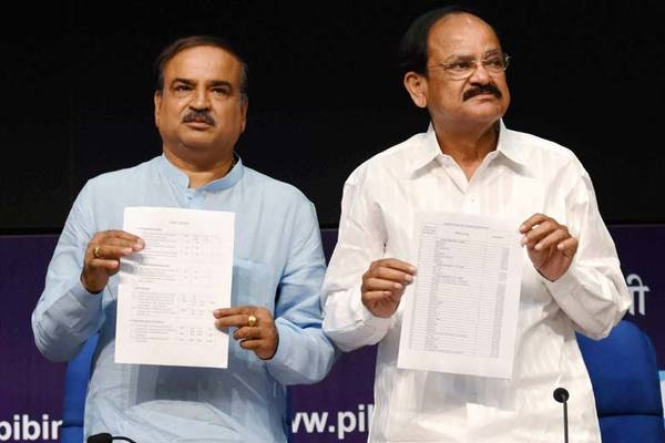 venkaiah naidu smart city project