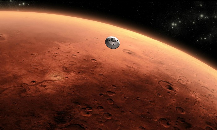 the potential for life on mars essay