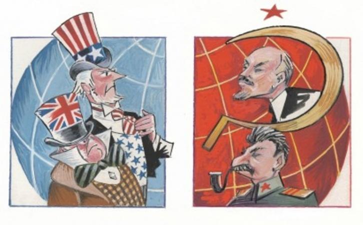 Soviet and post soviet art essay