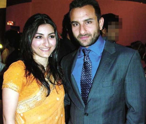 Saif and Soha Ali Khan