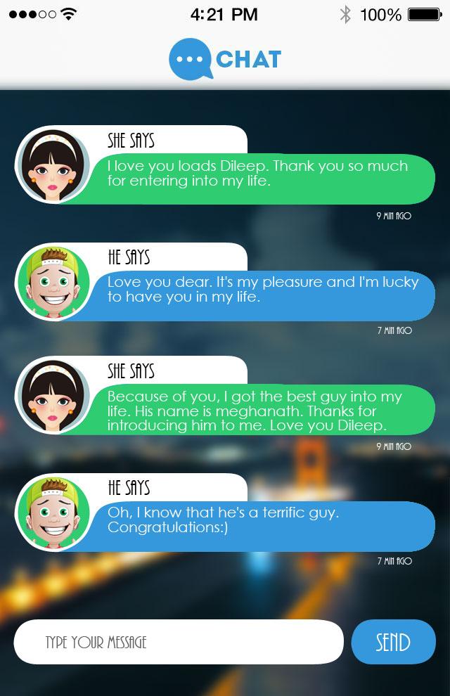 23 Greatest Whatsapp Responses To 'I Love You' - Indiatimes.com