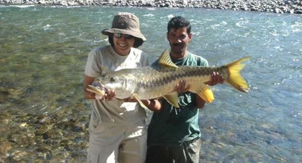 12 best places to go fishing in india for What is the best time to go fishing