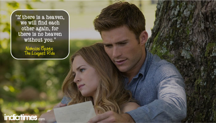 Quotes From Famous Movies 17 Nicholas Sparks Quo...