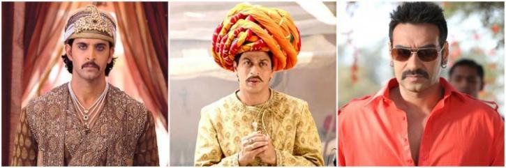 Hritik SRK Ajay