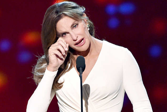 Caitlyn (Bruce) Jenner came out and declared that she was a transgender woman.