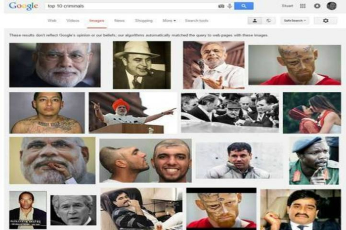 Modi Among Worlds Top Criminal