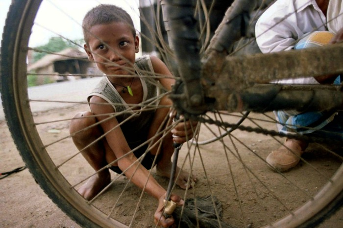 the problem of child labor Child labor is a menace and socio-economic problem that causes hindrance towards the development of the country child labor often creates a situation when the children are forced to work when they are expected to study & enjoy the innocence of their adolescent age.