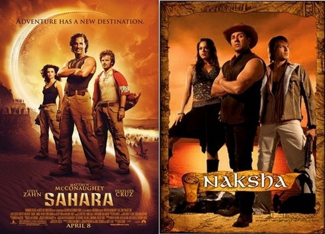 22 bollywood posters that have been shamelessly copied