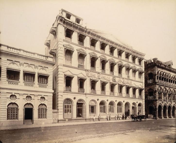TOI building