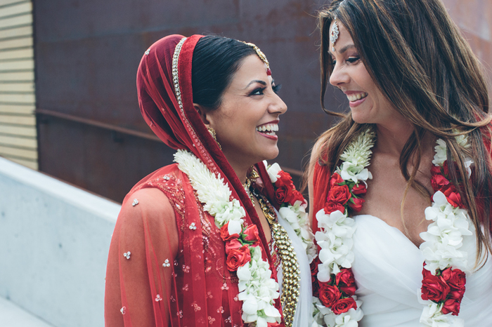 This Is Americas First Indian Lesbian Wedding, And It Is Beautiful - Indiatimescom-1654