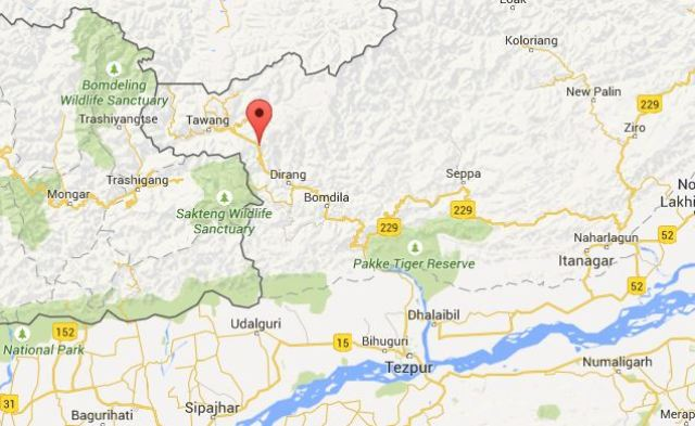 arunachal pradesh china border map with 13 Mountain Passes In India You Need To Be High Up In The Sky To See 232707 on Topography Of Pakistan By Haider Salman in addition Can India Embarrass China In A Limited Military Conflict further China Approves New Railway For Tibet additionally Is China Expansionist 2 together with Myanmar Physical Maps.