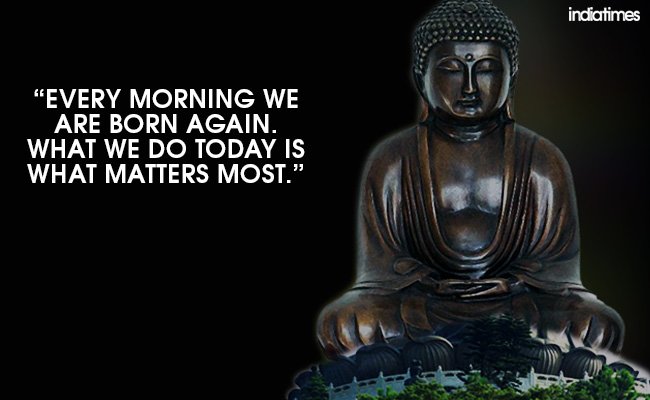 Quotes About Life Buddha Alluring 15 Quotes Of Lord Buddha That Will Give Us True Lessons For Life