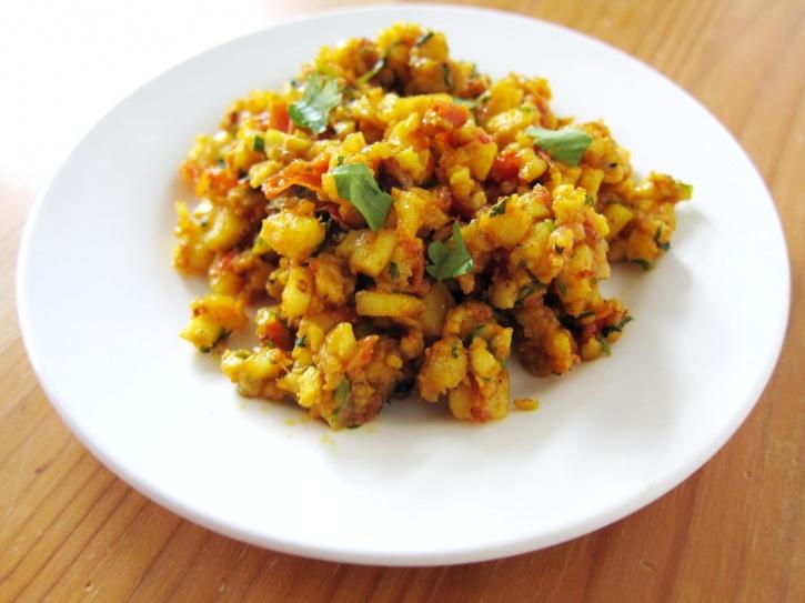 Image result for masala oats sabji