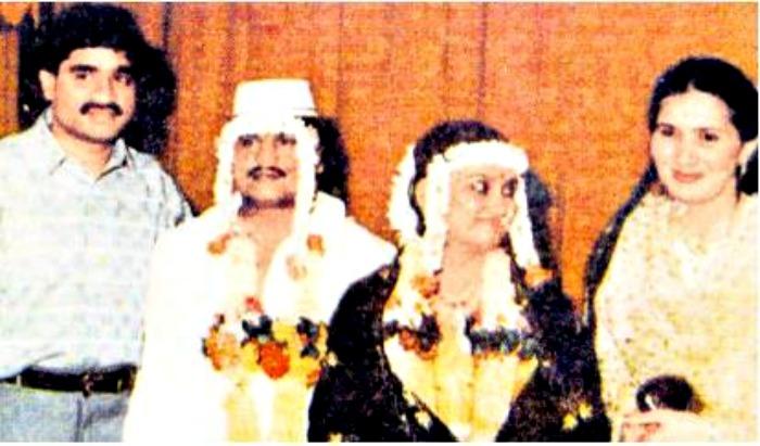 Dawood Ibrahim Family