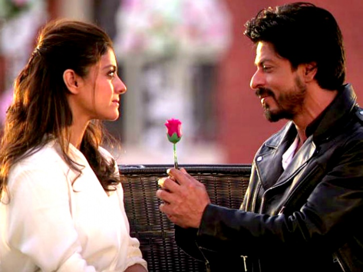 These 9 Beautiful Confessions Which SRK Made About Kajol