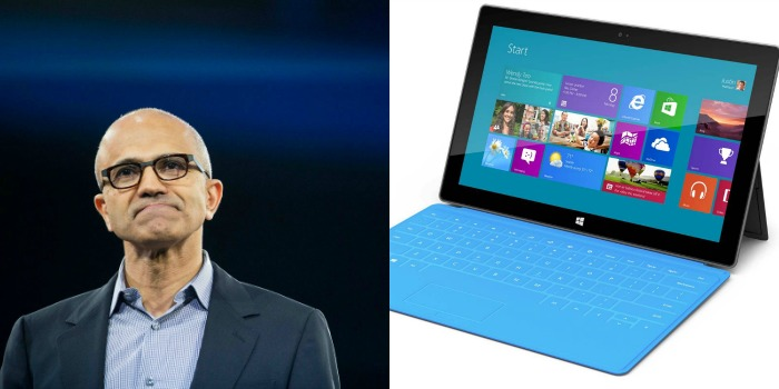 "Microsoft Surface Phone: Satya Nadella Aims To Create The ""Ultimate""Smartphone"