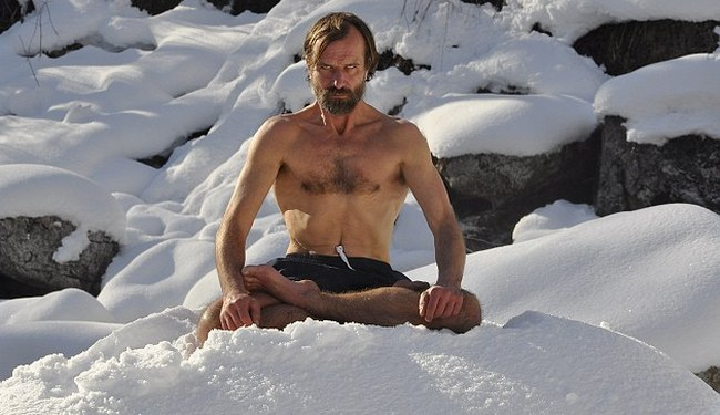 Wim Hof Everest >> These 11 Humans Have Real Superpowers That Even Science Can't Explain! - Indiatimes.com