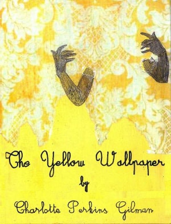 an analysis of the yellow wallpaper and a jury of her peers by charlotte perkins gilman The yellow wallpaper by charlotte perkins gilman is one example of a feminist social criticism from the late 1800's.
