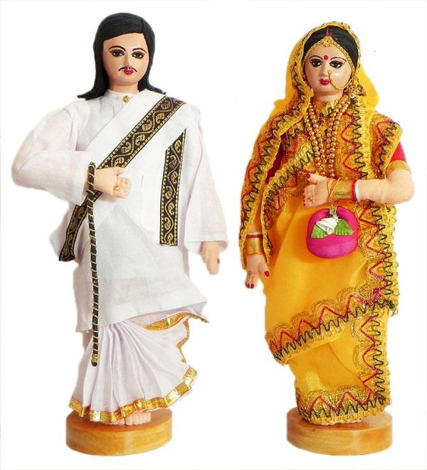 West bengal traditional dress name with images