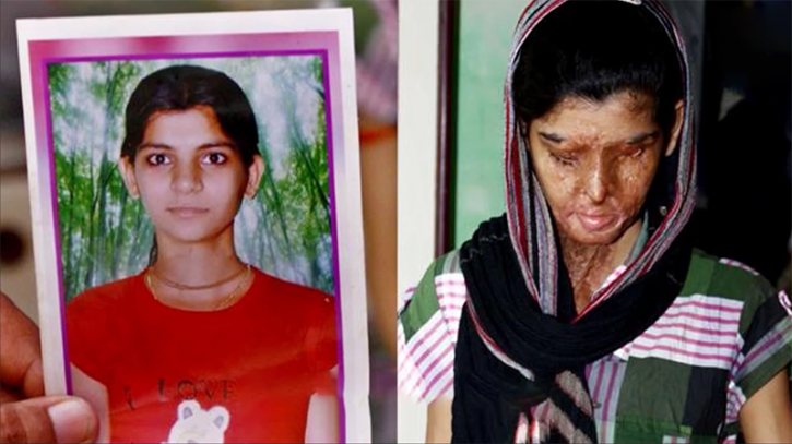 Laxmi, An Acid Attack Survivor, Is Now Face Of A Fashion Brand