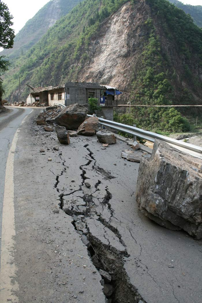 More Earthquakes To Follow? Earth On