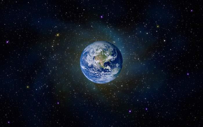 Earth on