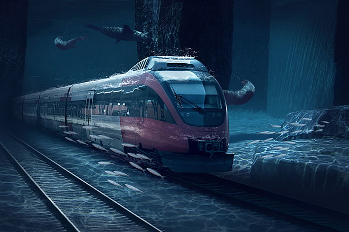 Mumbai-Ahmedabad Bullet Train Will Have An Under Sea Passage