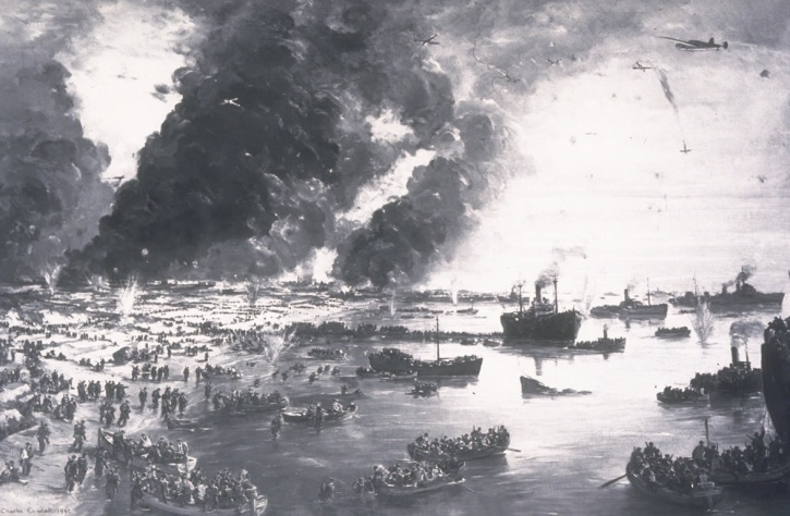 The Chilling Evacuation Story Of Dunkirk That Inspired ...