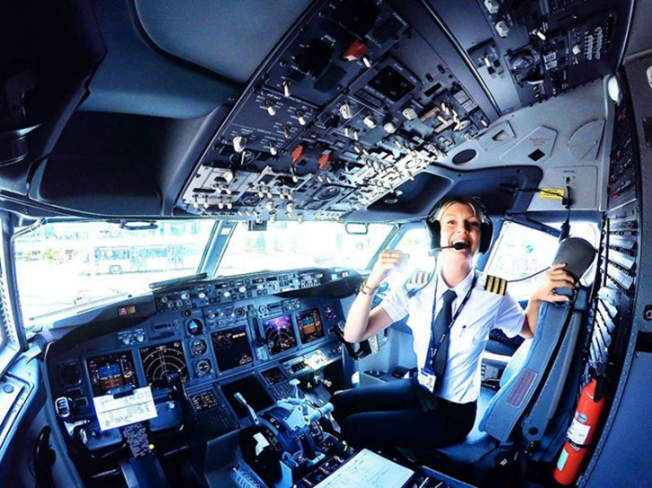 Meet Maria Pettersson - The Swedish Pilot Who's Winning ...