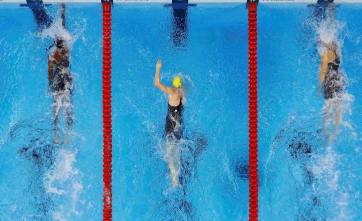 Swimming Rio 2016