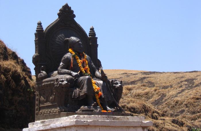 essay with chhatrapati shivaji maharaj as well as raigad fort
