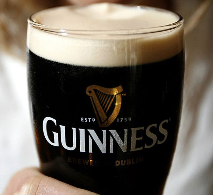 8 lesser known but equally popular alcoholic drinks from for Guinness beer in ireland