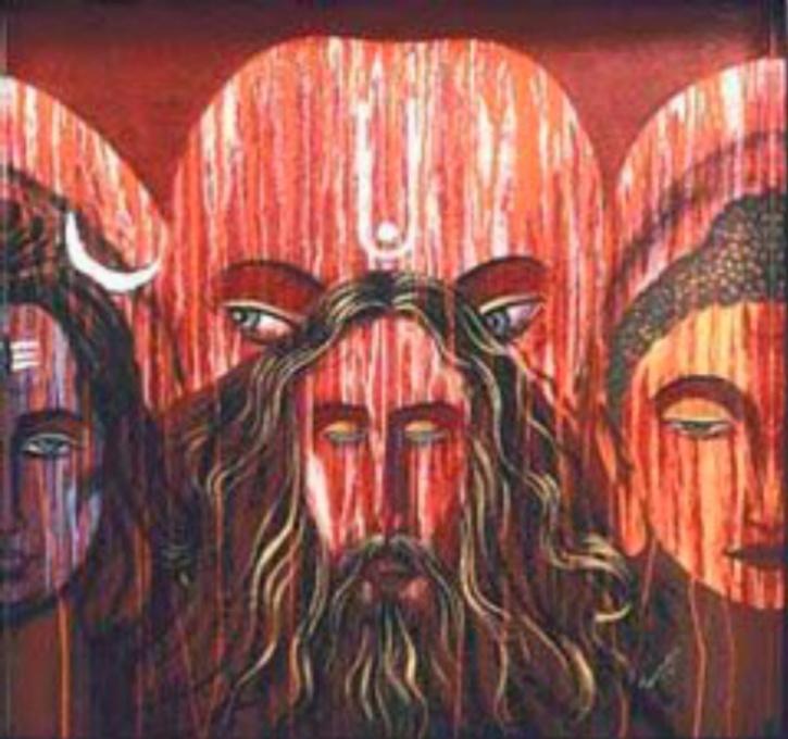salman paintings
