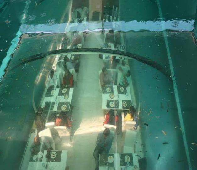 real underwater hotel. The Real Poseidon Underwater Hotel S