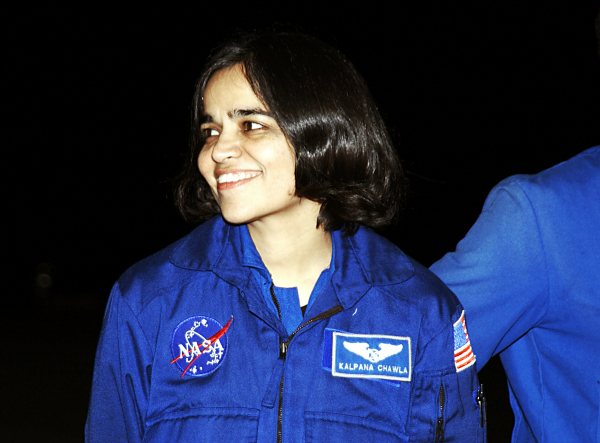 Kalpana chawla space