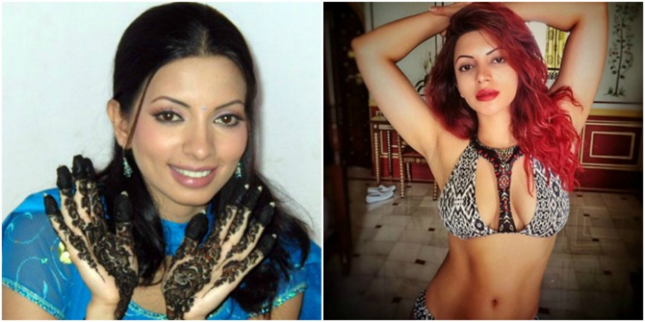 Shama Sikander Then And Now